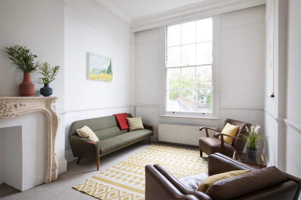 City Road Therapy, calming therapy rooms in Islington, London